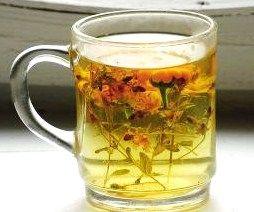травяной чай полезен при плохом настроении