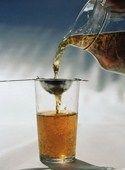 отвар трав, чай с медом для глаз