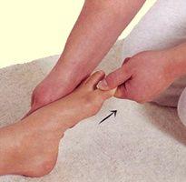Массаж стоп: как делать массаж стоп, проекция органов на стопе