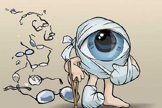 что скажут глаза о болезнях