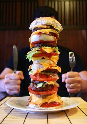 большой объем еды, худеть, поедая столько же пищи реально?