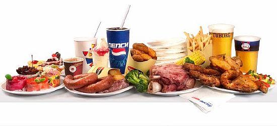 Мы - то, что мы едим. Вредные продукты питания для детей и нас