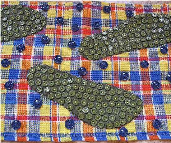 Массажные коврики своими руками для детей 65