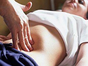 висцеральный массаж внутренних органов техника