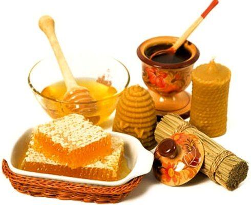 мед и другие продукты пчеловодства, полезные свойства меда