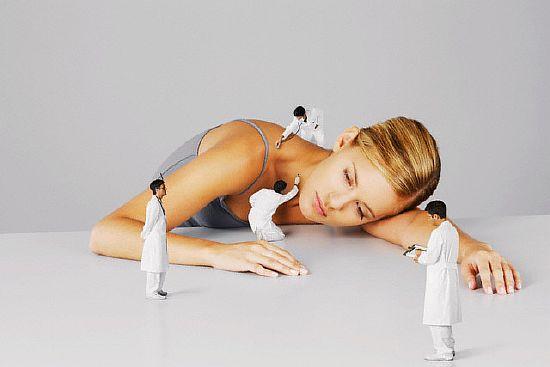 психосоматика - стресс влияет на здоровье