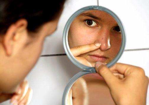 Диагностика заболеваний по лицу и коже человека