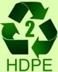маркировка пластиковой посуды HDPE
