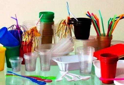 пластиковая посуда вред применения