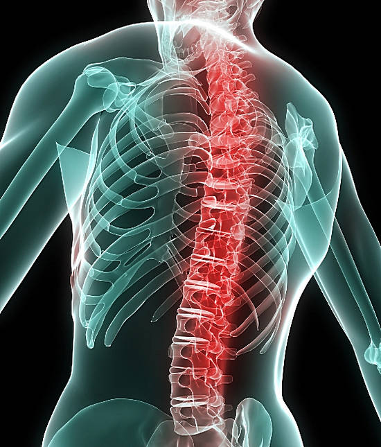 больной позвоночник, упражнения для больного позвоночника