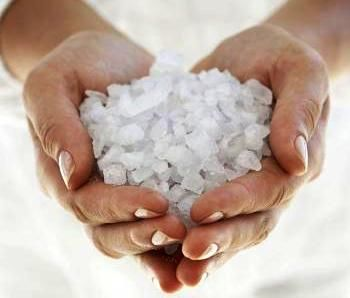 наружные способы лечения солью