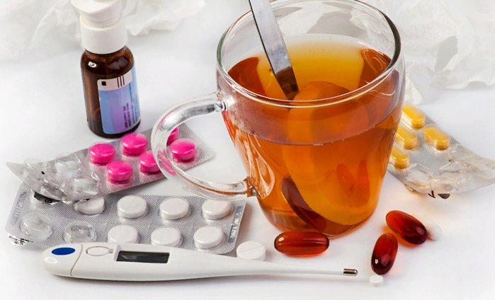 лечение простуды медикаментозно