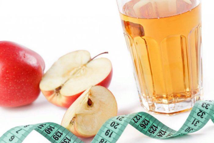 лечение яблочным уксусом дома