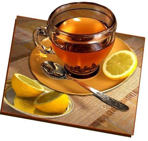 чай, разные виды, полезные свойства