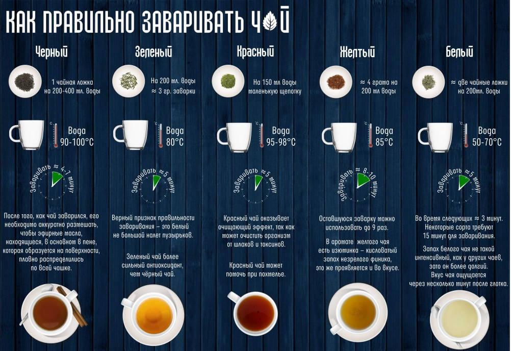 как правильно заваривать зеленый чай чтобы похудеть