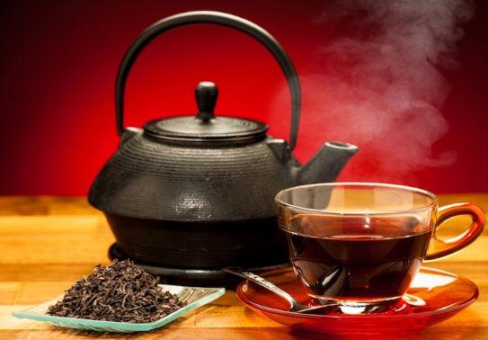 польза черного чая и вред