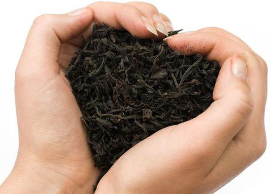 применение чая черного
