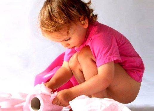 запор у ребенка, причины, домашние меры