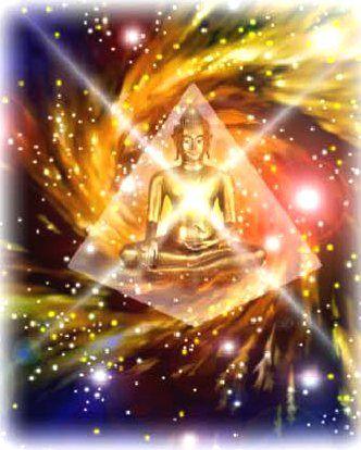 божественная энергия