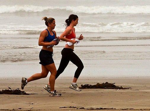 бег, какая польза для здоровья