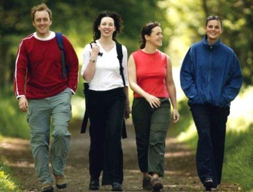ходьба пешком способна принести реальную пользу