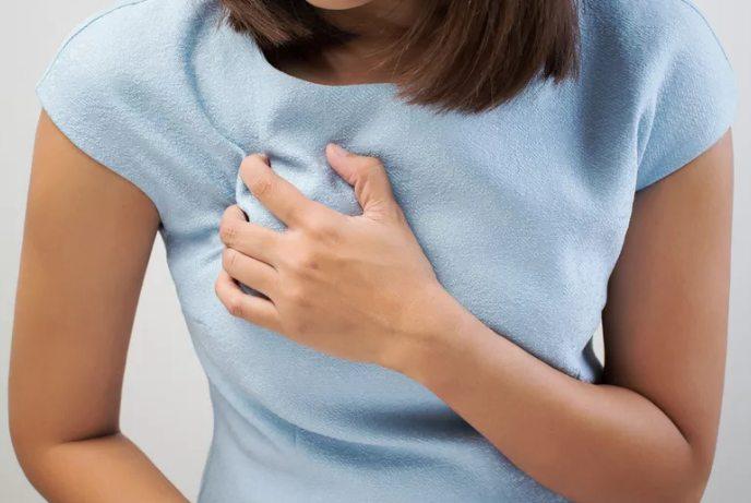 симптомы и признаки мастопатии у женщин