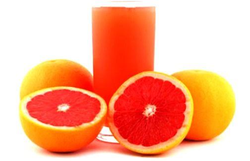 грейпфрут, польза и вред