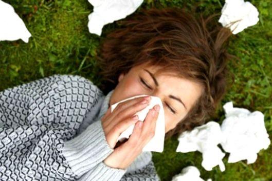 как проявляется аллергия на языке