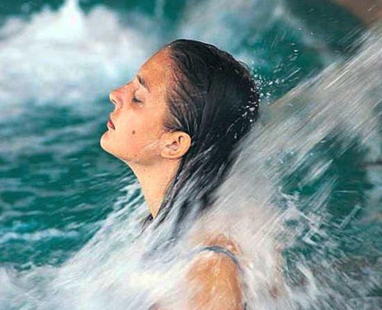 гидротерапия или водолечение