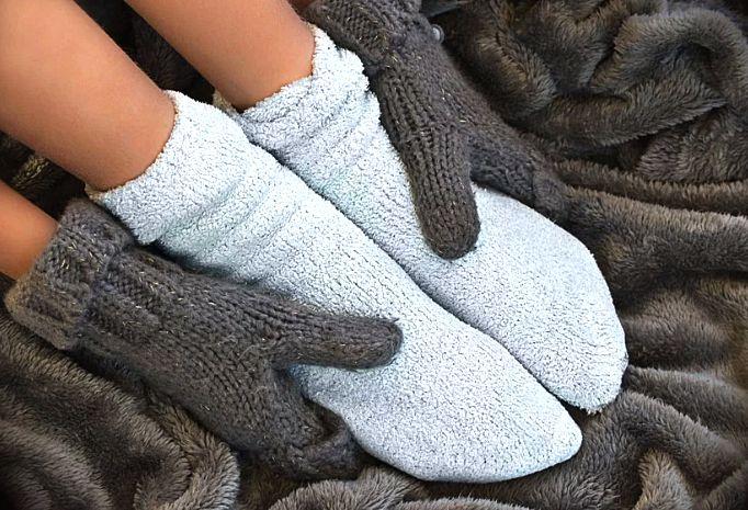 причины, почему мерзнут ноги и руки