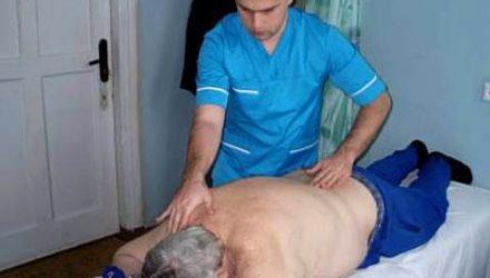 Массаж после инсульта — как делать, показания и противопоказания