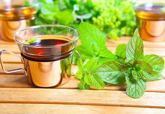 чай с мелиссой лечебные свойства