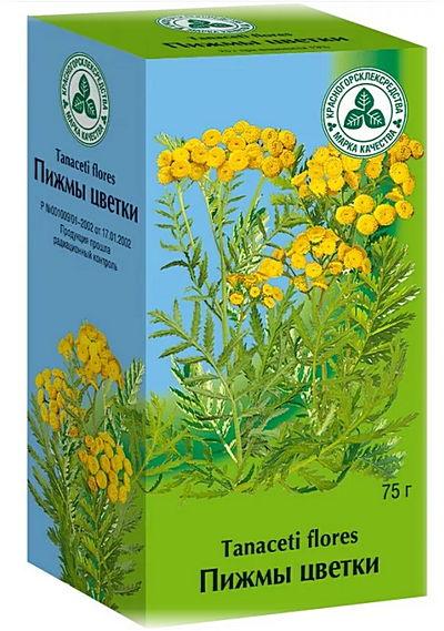 пижмы цветки полезные свойства и противопоказания