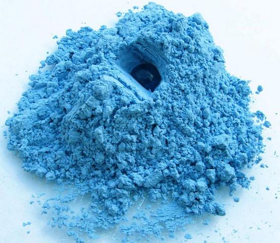 полезные лечебные свойства голубой глины