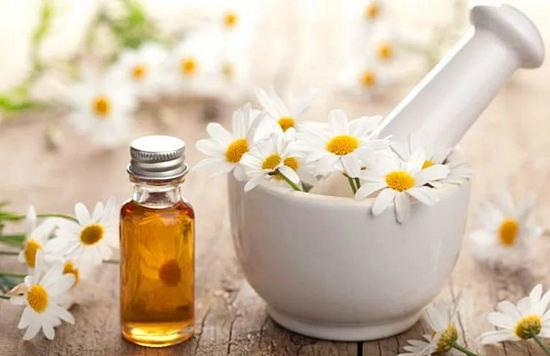 ромашковое масло польза и применение