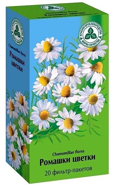 цветки ромашки польза и применение