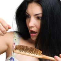 Лучшие народные средства от выпадения волос при сухих, жирных, нормальных волосах