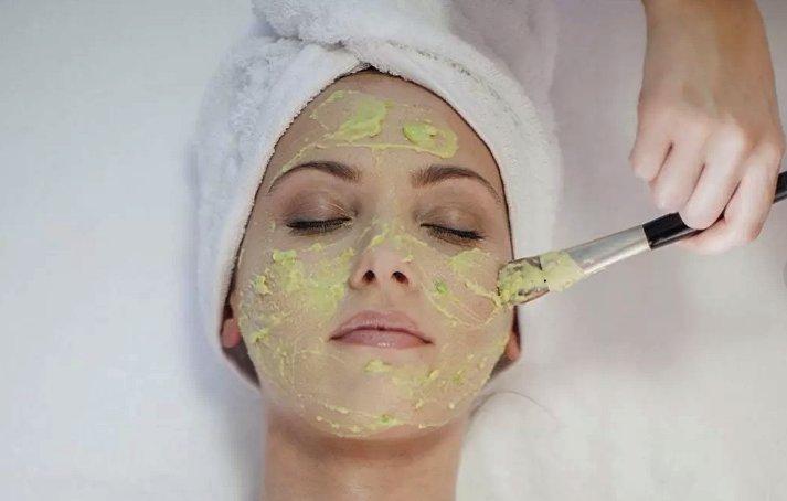 польза яблочной маски для кожи