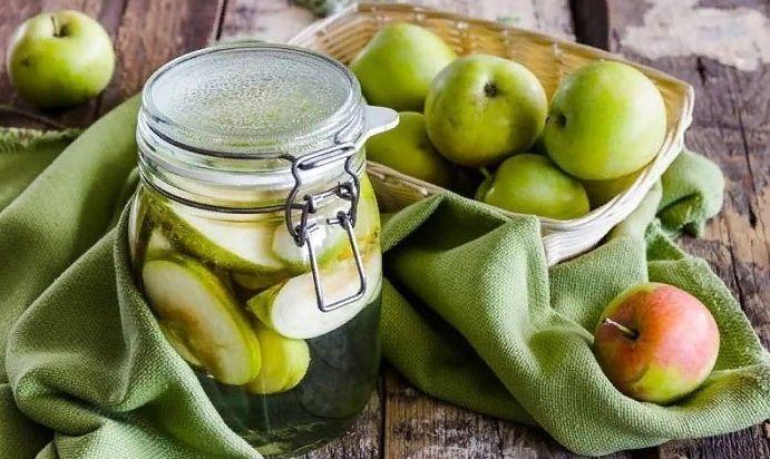 применение яблок в народной медицине