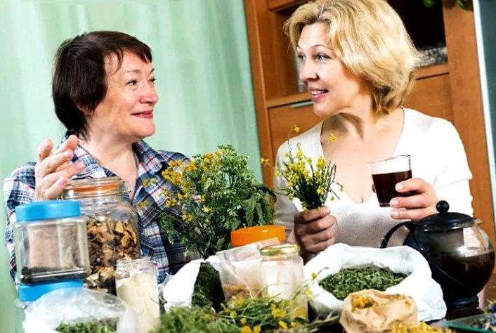 лечение климакса у женщин в домашних условиях народными средствами