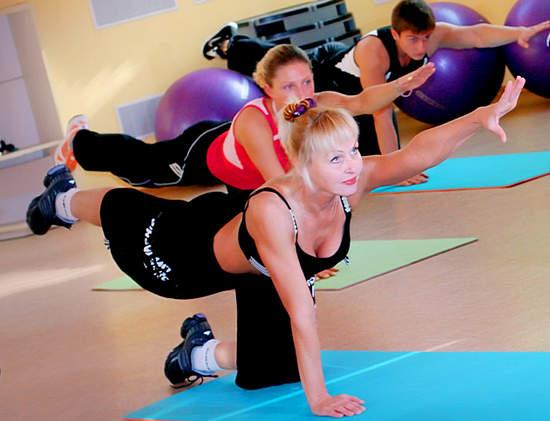 Калланетика для похудения - основные упражнения гимнастики