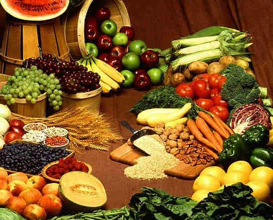 очищающие организм продукты