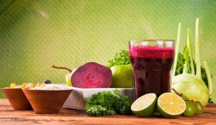 Какие продукты очищают организм, помогают избавиться от шлаков и токсинов