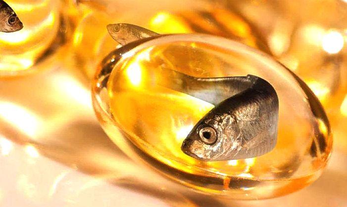 рыбий жир - польза для женщин и детей