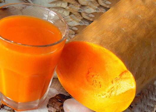 сок тыквы - польза для организма