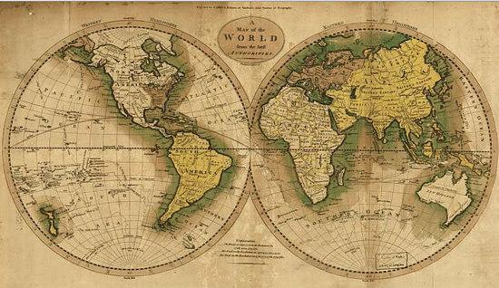 география рака