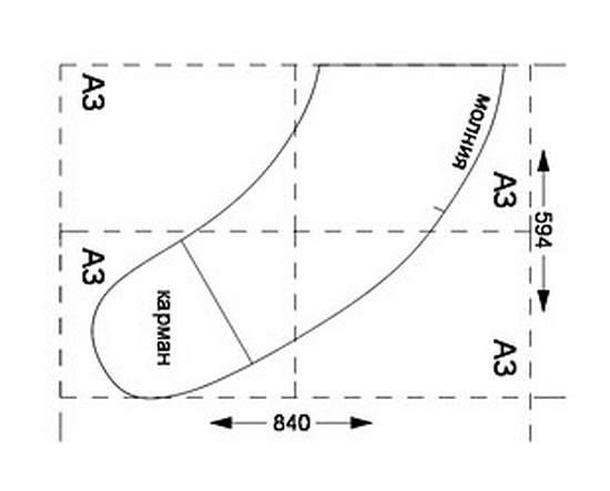 Подушка дорожная своими руками размеры 64