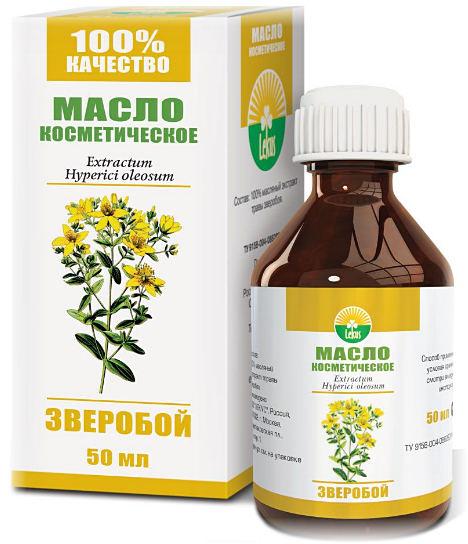 зверобойное масло лечебные свойства