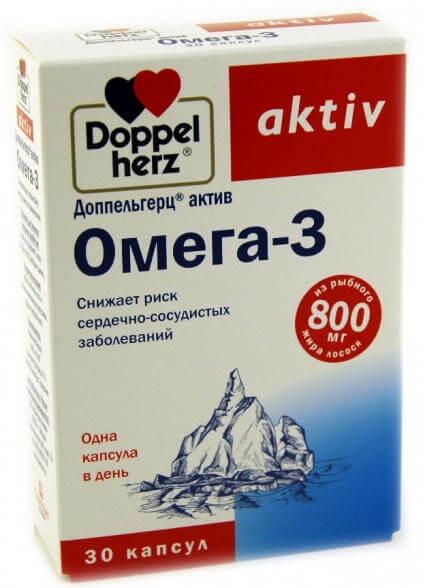 омега 3 комплекс витаминов