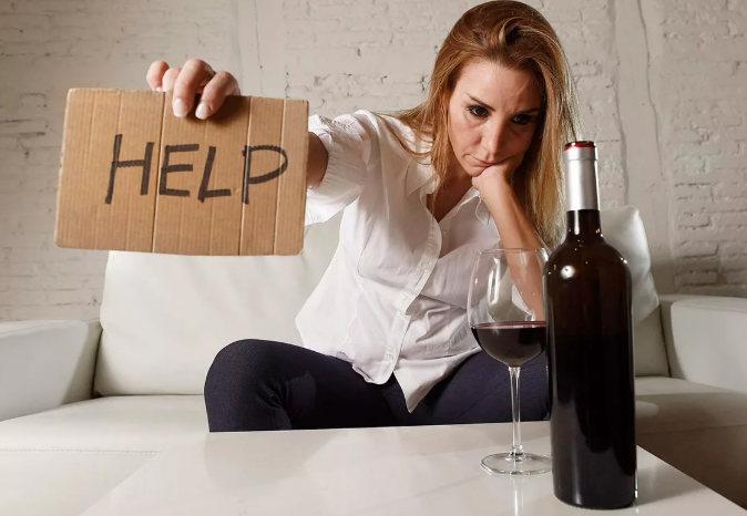 детоксикация организма от алкоголя